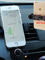 2PCS Universal Airframe Plus Air Vent Mount Car Holder Stand for 6 Inch Phone Tablet PC GPS PDA Devices