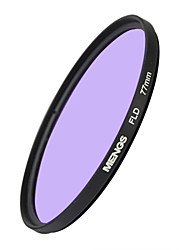 MENGS® 77mm FLD Fluorescent Filter For Canon Sony Nikon Fuji Pentax Olympus Etc SLR Camera