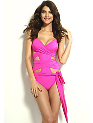 Women's Wrap-around One-piece Swimwear