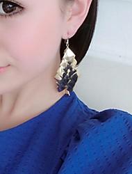 Gold leaf Earrings*1pair
