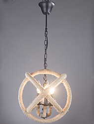 Ecolight® Pendant Industrial/Classic/Rustic/Lodge/Vintage/Retro/Bed/Bar/Coffee Store