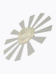 Plafonniers Décorative Blanc Chaud / Blanc Froid 8A Lighting 1 pièce 18W 90 SMD 2835 1800 LM AC 100-240 V