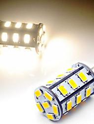 9W G4 LED a pannocchia T 18 SMD 5730 350 lm Bianco caldo / Luce fredda AC 12 V 1 pezzo