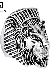Kalen Men's Jewelry Stainless Steel Animal Rings