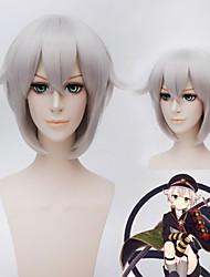 DMM Online Game Touken Ranbu Hotarumaru Short Straight Cosplay Wig