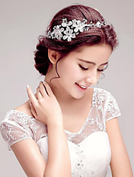 Korean Style Sparkling Rhinestones Wedding/Party Bridal Headpieces/Wreaths