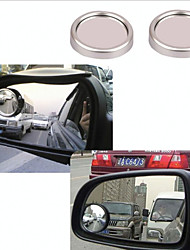 SHUNWEI® Car 360 Angle Adjustable Rotative S Size Blond Spot Mirror(Color Selection)