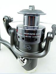 Fishing  Reel TB1000 5.5:1 6 Шариковые подшипникиМорское рыболовство/Спиннинг/Пресноводная рыбалка/Ловля мелкой рыбы/Ужение на