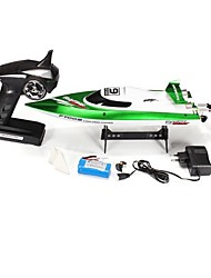 GPTOYS FT009 Upgraded 2.4G Remote Control Toys 4CH Water Cooling High Speed RC Boat