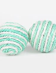Rope Ball Chew Toy for Dogs Cats