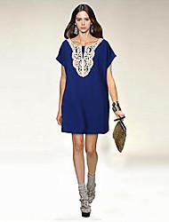 off van vrouwen europese mode elegant goedkope jurken