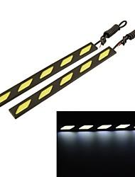Luz Diurna Corrente ( 6000K , Alto Rendimento/Decorativo ) - Carro - LED