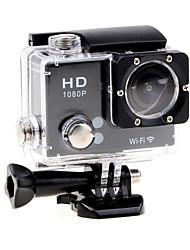 """ES3000 HD1080P azione wifi videocamera 30m impermeabile cmos da 1,5 """"lcd 12.0MP wi-fi fotocamera sport - (colori assortiti)"""