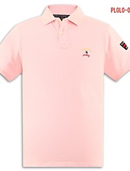 U&Shark Men's Fine Cotton Short Sleeve Polo Shirt/polo-039