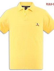 U&Shark Men's Fine Cotton Short Sleeve Polo Shirt/polo-031