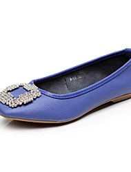 Max Toms® Women's Shoes Round Toe Flat Heel Flats Shoes More Colors Available