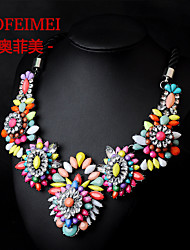 Ladies'/Women's Alloy Necklace Wedding/Party/Special Occasion/Office & Career