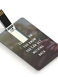 32gb dar unidade flash USB Cartão do projeto