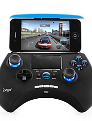 iPEGA Wireless Bluetooth Game Controller Gamepad With Touch Pad for iPhone  iPad iOS System Samsung LG Android Tablet PC