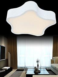 ecolight® incasso ha portato moderno / soggiorno / sala da pranzo / sala ragazzi / metal / bianco + luce naturale + calda
