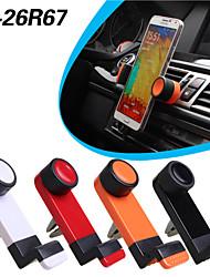 shunwei® voiture évent 360 support de téléphone de rotation d'angle (de sélection de couleur)