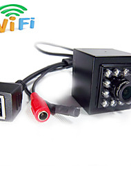 960P Mini WIFI IR IP Camera Indoor 940nm Led Wireless WIFI Microphone Small Night Vision
