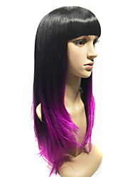 New fashions Omber Straight Wigs  +Free Gift