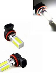 Luci da arredo 4 SMD 5050 ding yao H11 5 W Decorativo 300-600 LM Luce fredda 1 pezzo DC 12 V