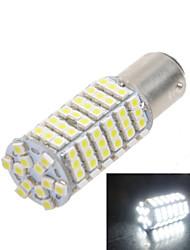 Car Modification Accessories 120-SMD3528 1156  21W LED White Light Fog Light Brake Light Reversing Light (12V)