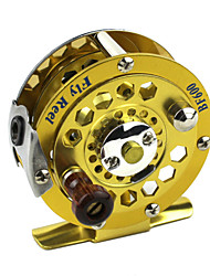 Golden Fishing Metal Before Fishing Vessel Ice Fishing Gear Stainless Steel Bearing Fishing Gear