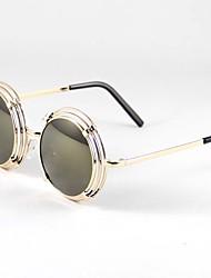 100% UV 400 round fashion zonnebril