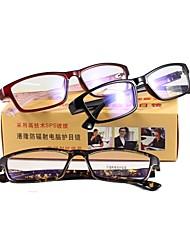 [Lentes livres] moda full-jante óculos de computador