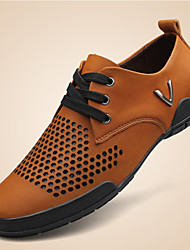 Шерсть теленка - MEN - Комфорт - Туфли на шнуровке