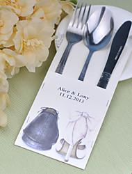 conjuntos que sirven boda cuchillo para pastel suministros bolsas conjunto de 10 ---- van de la mano