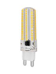 10W G9 LED лампы типа Корн T 152 SMD 3014 1000 lm Тёплый белый / Холодный белый Регулируемая AC 220-240 V 1 шт.