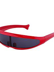 100% UV400 Kid's Wrap Gradient Color Sunglasses(Random Color)