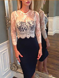 Queen Show  Women's The New Spring/Summer 2015 Women's Wear Long Sleeve Dresses 211 More Colors available