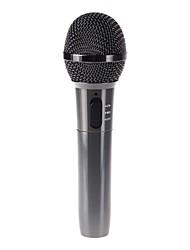 -M060 de la mode portable réseau câblé k chanson sinixa spéciale de 3,5 mm du microphone