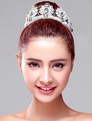 Korean Style Lace/Rhinestones Wedding/Party Headpieces/Headbands