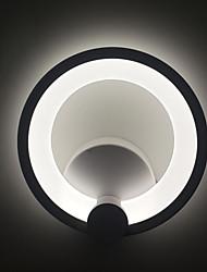 Umei ™ Wandleuchten führte moderne / dia. 20cm Ring / moderne Metall Acryl / 90-240v