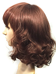 Synthetic Half Wigs Hot Sale Cheap Fashion  Ombre Wigs Synthetic Celebrity Two Tone Long Wig