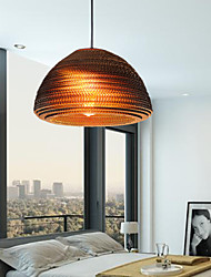 Chandeliers Mini Style/Bulb Included Traditional/Classic Study Room/Office/Hallway Metal