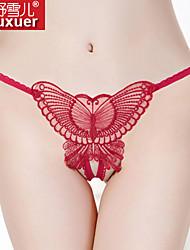 Shuxuer ® Women Cotton Ultra Sexy T-back
