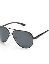 Lunettes de soleil aviateur de conduite de 100% UV400 hommes