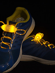 Multicolor Color-Changing LED Shoelace for Party
