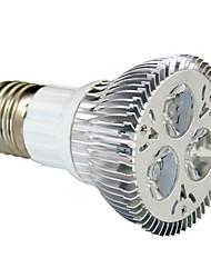 9W E26/E27 Projecteurs PAR PAR20 3 LED Haute Puissance 480-640 lm Blanc Chaud / Blanc Froid Gradable AC 100-240 V 1 pièce