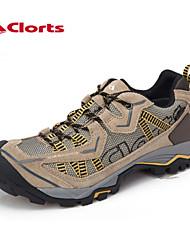 Clorts Men 2014 Style Sports Hiking Mountain Climbing Shoes Walking Shoes High Quality Trail Racing 3D026C