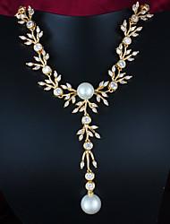 2015 nouveaux produits parti colliers déclaration de perles pendentifs