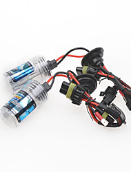 H7 35W 6000K HID Xenon Lights with Ballasts Kit (DC 9~16V)