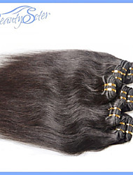 Alongamento Cabelo 100% Natural - Liso Mulher